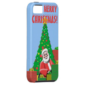 Merry Christmas Case-Mate Vibe iPhone 5/5S Case