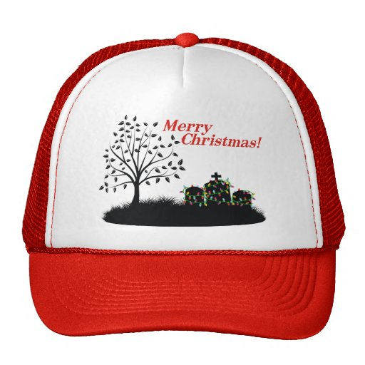 Merry Christmas! - Cemetery Hats
