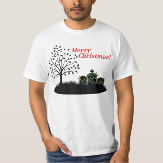 Merry Christmas! - Cemetery T-Shirt
