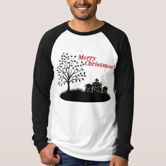 Merry Christmas! - Cemetery T-Shirt