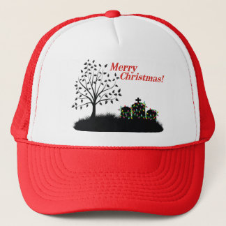Merry Christmas! - Cemetery Trucker Hat