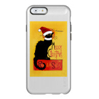 Merry Christmas -  Chat Noir Incipio Feather® Shine iPhone 6 Case
