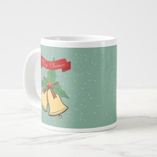 Merry Christmas - Christmas Bells Mug