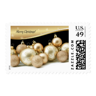 Merry Christmas. Christmas Postage Stamps