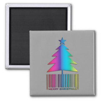 Merry Christmas - Christmas Tree Magnet