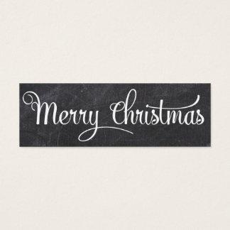 Merry Christmas - Christmass Tag