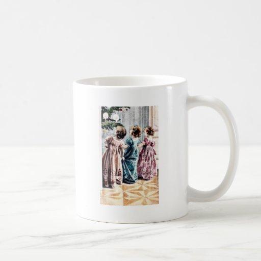 Merry Christmas Classic White Coffee Mug