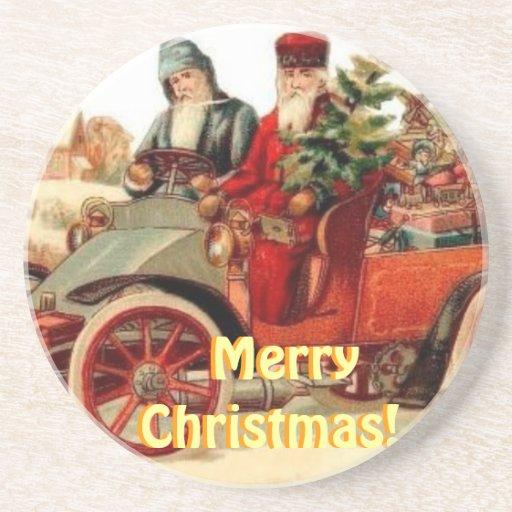 Merry Christmas!  Coaster