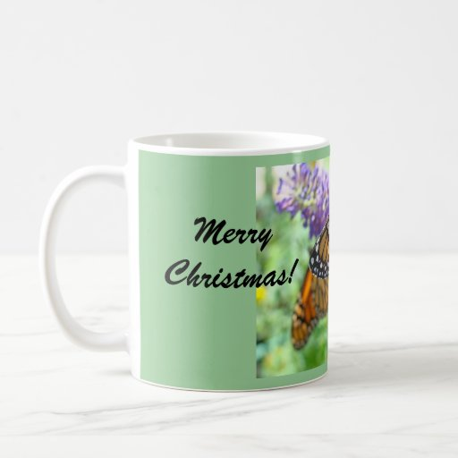 Merry Christmas! Coffee Mugs Goodwill to All!