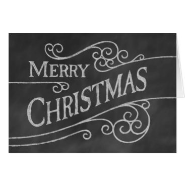 Professional Business Merry Christmas Corporate Holiday Card