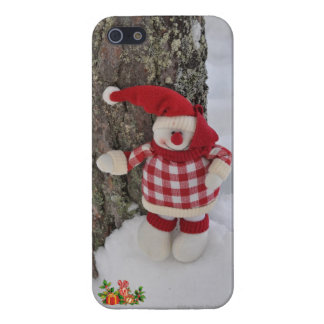 Merry Christmas Cover For iPhone SE/5/5s