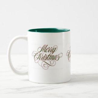 Merry Christmas! Custom Mug Great Gift!