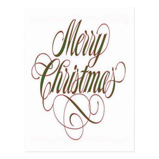 Merry Christmas Template | New Calendar Template Site