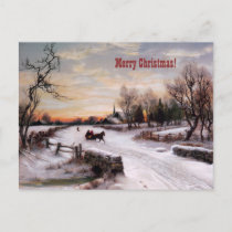 Merry Christmas. Customizable Christmas Cards