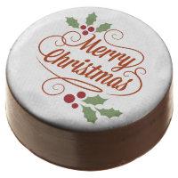 Merry Christmas Customizable Oreos 2