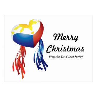 Merry Christmas Customize Post Card
