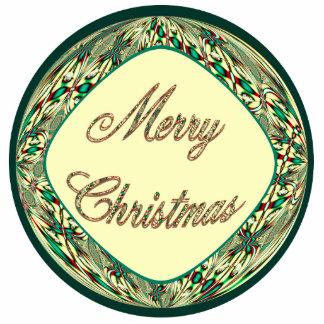 Merry Christmas Cutout