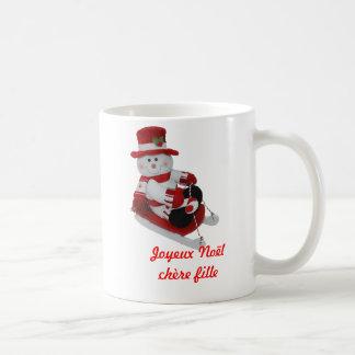 Merry Christmas dear girl Coffee Mug