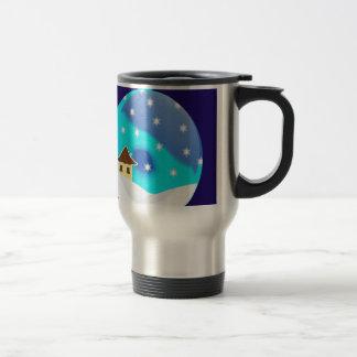Merry Christmas- Decorations! Travel Mug