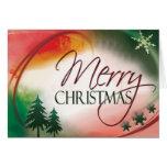 Merry Christmas Design card
