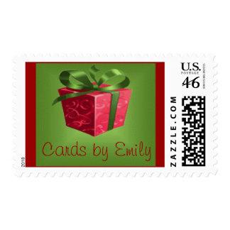 Merry Christmas Designer Stamp