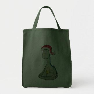Merry Christmas Dinosaur Bags