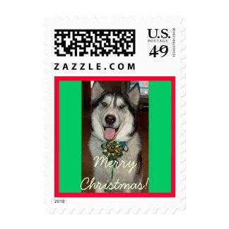 Merry Christmas Doc Postage