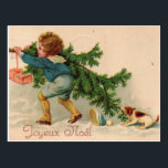 """Merry Christmas Dog Postcard<br><div class=""""desc"""">Merry Christmas Dog</div>"""