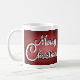 Merry Christmas Drinks Mug