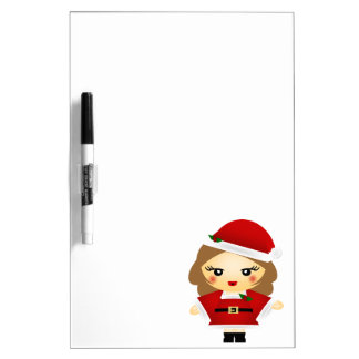 Merry Christmas Dry-Erase Board