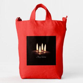 Merry Christmas Duck Bag