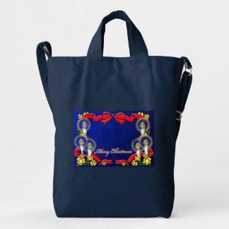 Merry Christmas Duck Bag