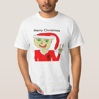 Merry Christmas Elf T-Shirt