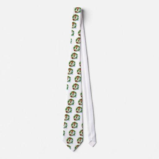 Merry Christmas Elf Tie