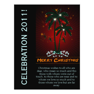 Merry Christmas - Event Flyer