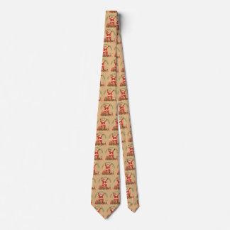 Merry Christmas Everybody! Vintage Santa Claus Tie