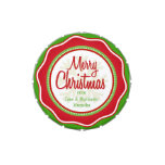 Merry Christmas Festive Traditional Holidays Candy Candy Tins