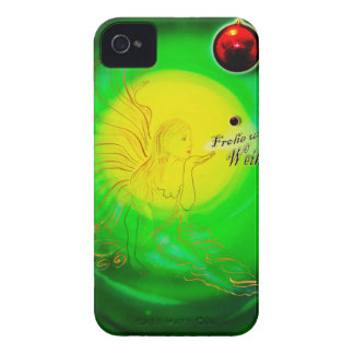 Merry Christmas - Frohe Weihnachten - Christmas, Case-Mate iPhone 4 Case