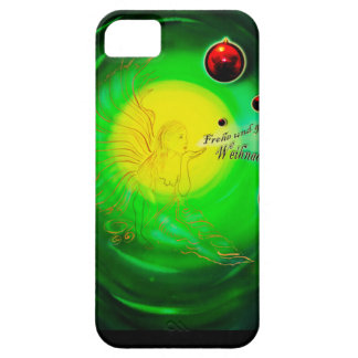 Merry Christmas - Frohe Weihnachten - Christmas, iPhone SE/5/5s Case