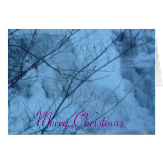 Merry Christmas from a Veteran to his soldiers. Greeting Cards