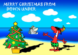 merry christmas from australia greeting card - How Do You Say Merry Christmas In Australia