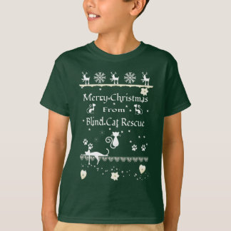 Merry Christmas From BCR T-Shirt