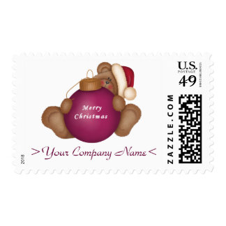 Merry Christmas from Business Stamp