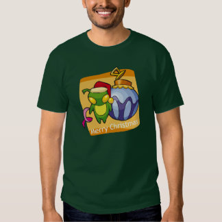 Merry Christmas from Little Bug T-Shirt