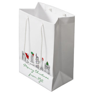 Merry Christmas from NYC New York City Gift Bag