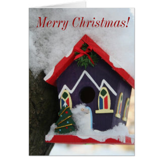 Merry Christmas from our house to yours! Card