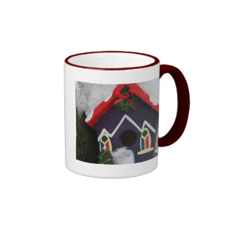 Merry Christmas from our house to yours! Ringer Mug