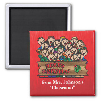Merry Christmas from the Classroom Magnet