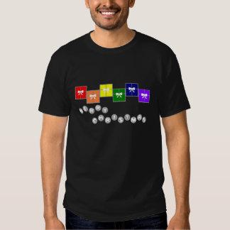Merry Christmas Gay Pride Tshirt