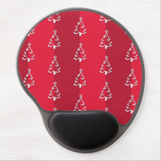 Merry Christmas Gel Mouse Pad
